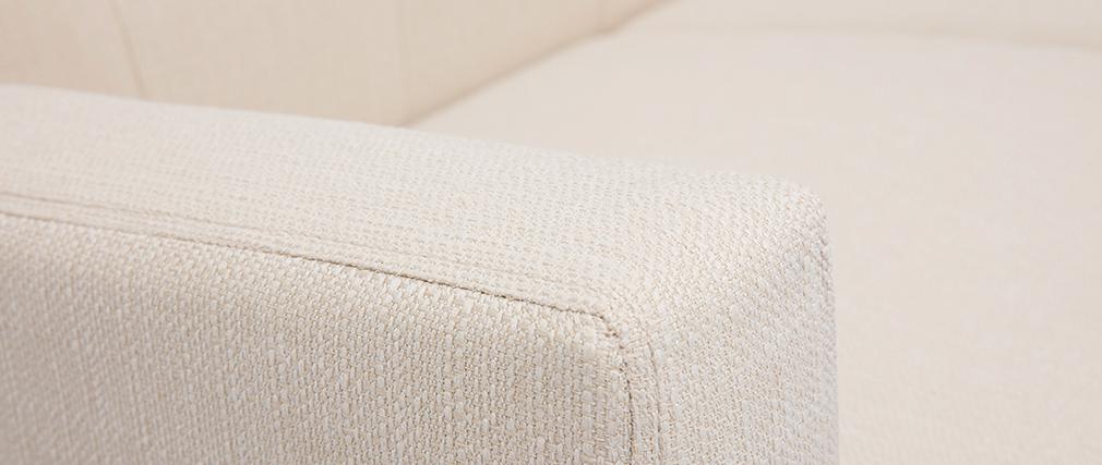 2-er Designer-Sofa MOON beige