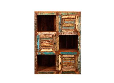 Anrichte Holz recycelt ARMORA