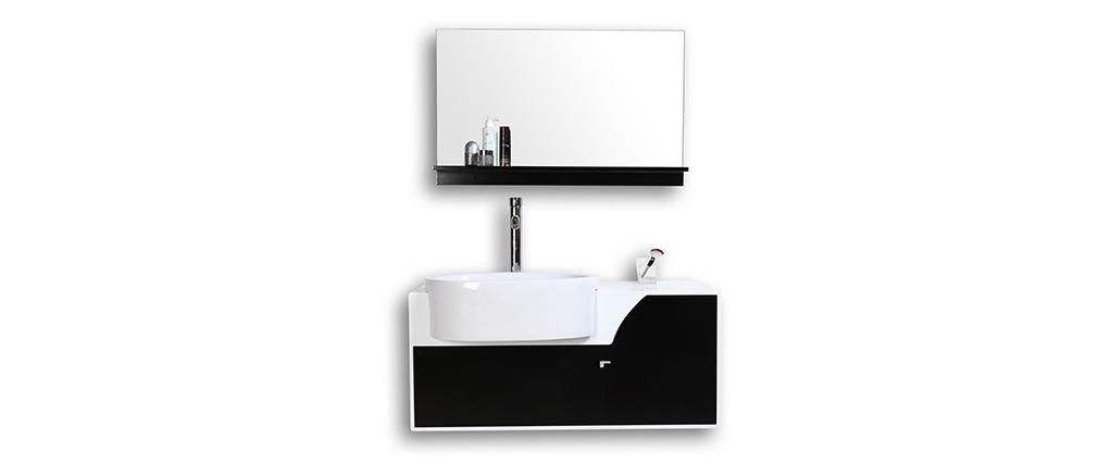 badezimmerm bel jasper waschbecken mit waschtisch und. Black Bedroom Furniture Sets. Home Design Ideas