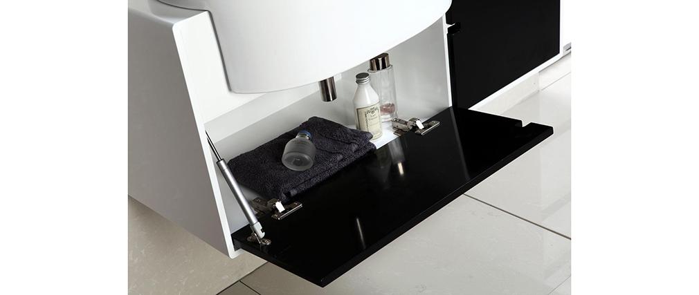 Badezimmermöbel Jasper: Waschbecken Mit Waschtisch Und Spiegel
