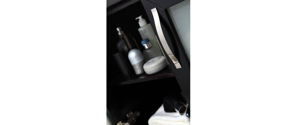badezimmerm bel thelio waschbecken waschbeckenschrank und spiegel miliboo. Black Bedroom Furniture Sets. Home Design Ideas