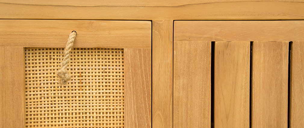 Badmöbel mit Doppelbecken ARECA