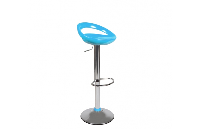 barhocker k chenhocker design comet blau miliboo. Black Bedroom Furniture Sets. Home Design Ideas