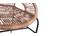 Barhocker MIA aus Kunststoffgeflecht im Rattanstil
