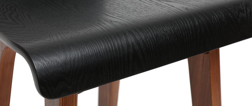 Barhocker Schwarz 65 cm BALTIK