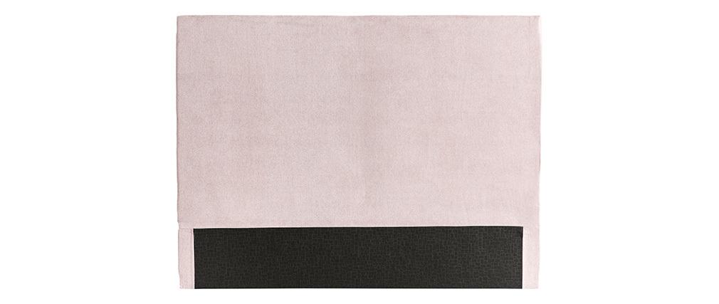 Bettkopfteil Puderrosa 160 cm ZORYA