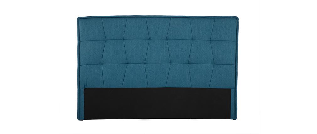 Bettkopfteil Stoff in Blaugrün 170 cm SUKA - Miliboo & Stéphane Plaza