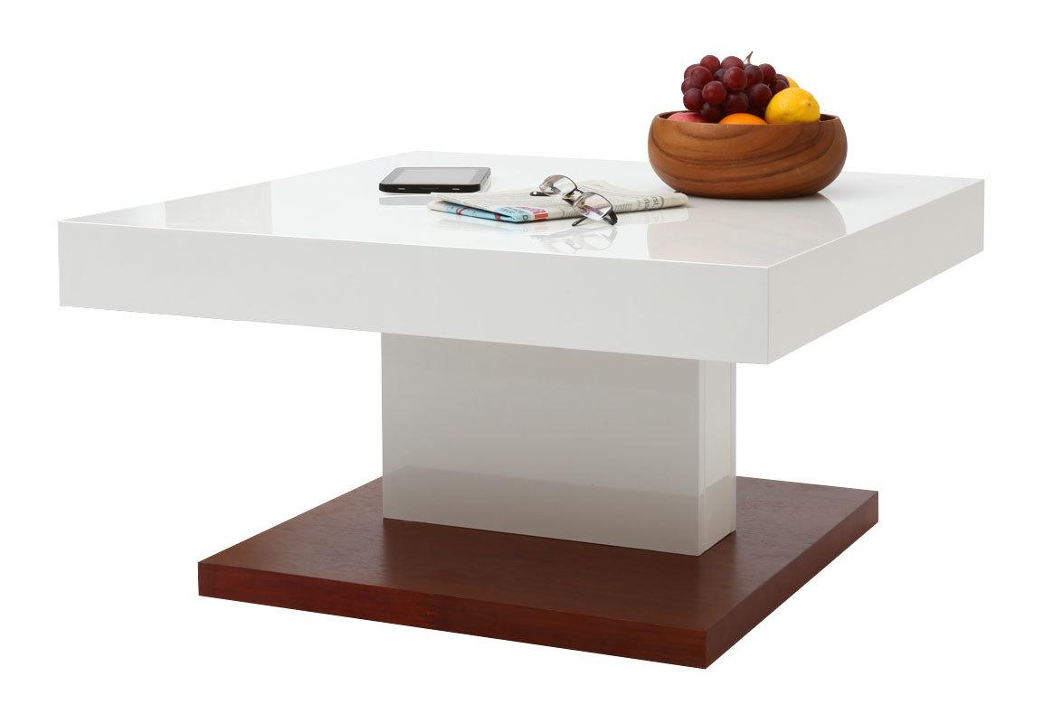 couchtisch futura design holz lackiert weiss miliboo. Black Bedroom Furniture Sets. Home Design Ideas