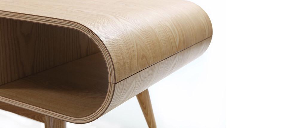Couchtisch skandinavisches Design Holz naturell BALTIK