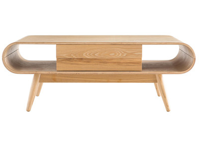 Free Couchtisch Design Holz Naturell Baltik With
