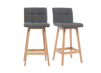 design barhocker zu g nstigen preisen schwarz miliboo. Black Bedroom Furniture Sets. Home Design Ideas