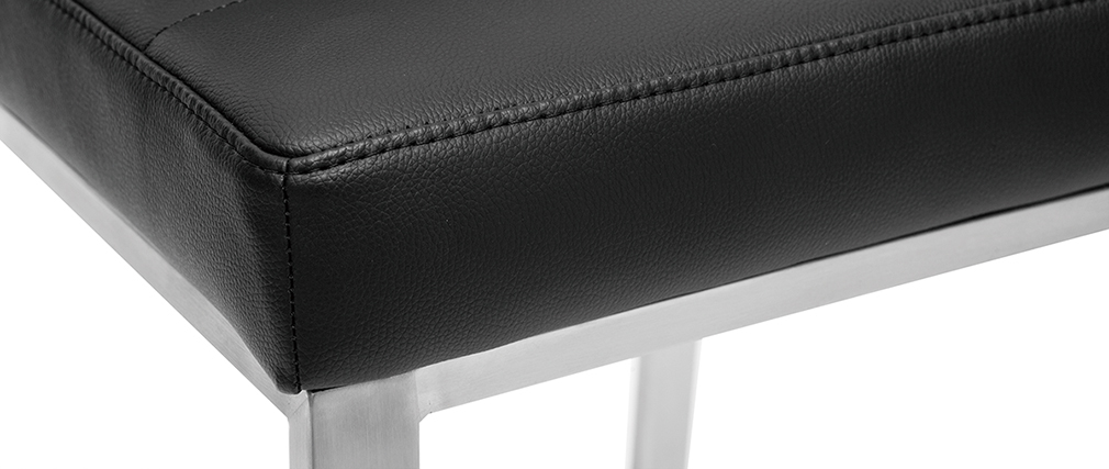 Design-Barhocker Schwarz 66 cm TOMY