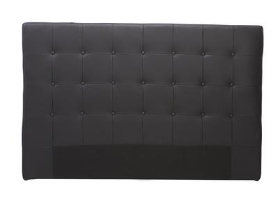 Design-Bett-Kopfteil - Schwarz 160cm - LUTECE