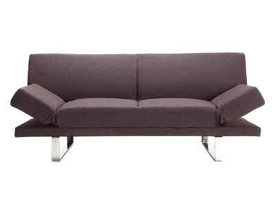Design-Bettsofa ATLANTA Braun