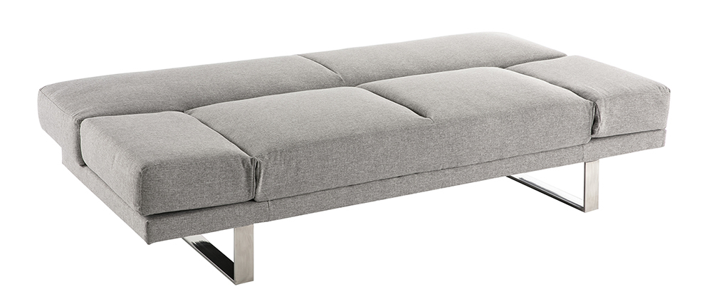 Design-Bettsofa ATLANTA Grau
