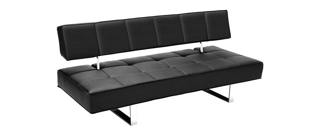 Design-Bettsofa BROADWAY Schwarz