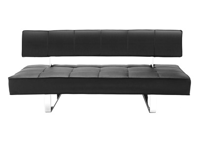 Design-Bettsofa BROADWAY Schwarz