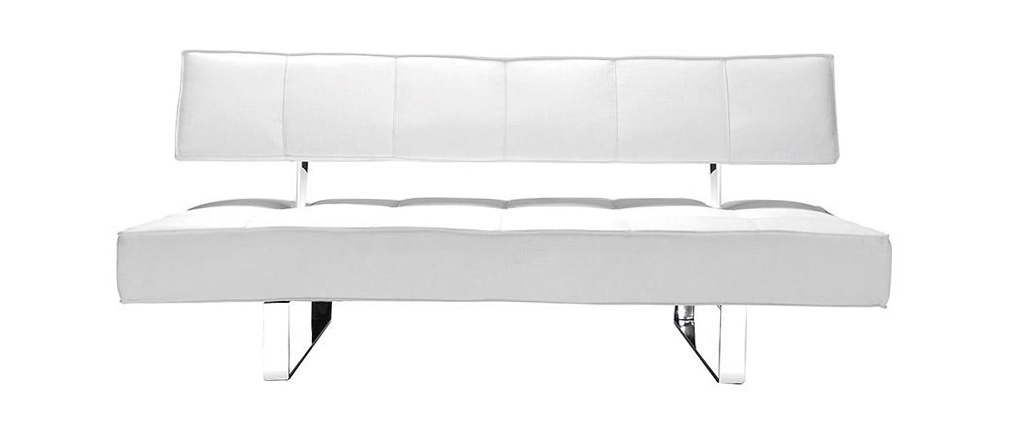 Design-Bettsofa BROADWAY Weiß