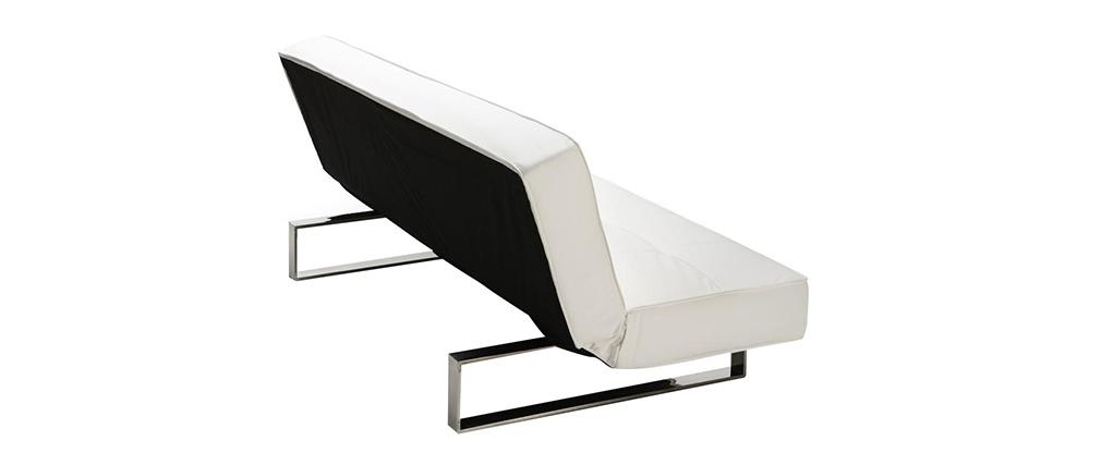 Design-Bettsofa CHARLESTON Weiß