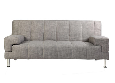 Design-Bettsofa DENVER Grau