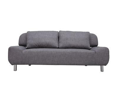 Design-Bettsofa TULSA Hellgrau