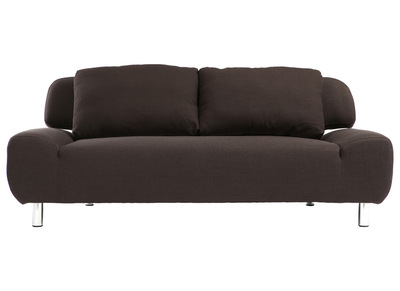 Design-Bettsofa TULSA Schokolade