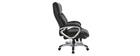 Design-Bürosessel ergonomisch Schwarz MAGIST