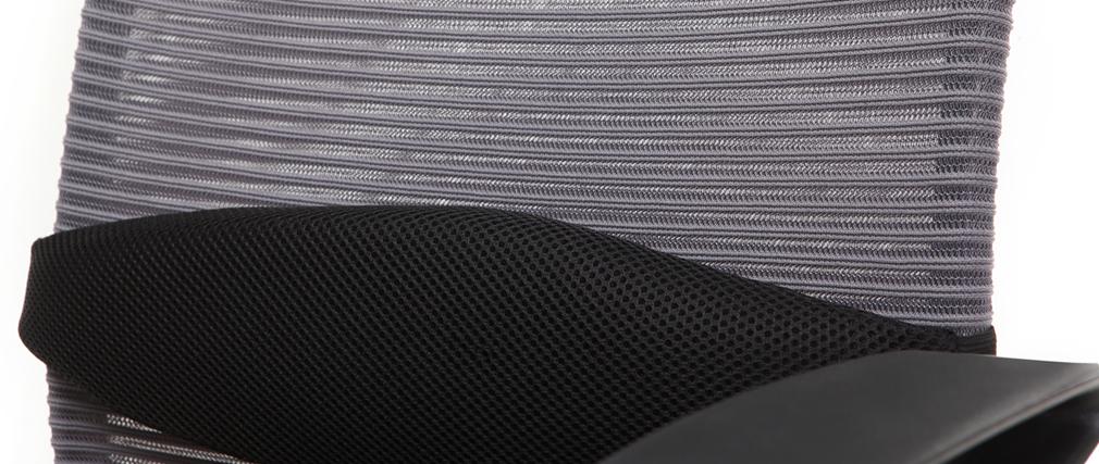 Design-Bürosessel Grau ADAPT