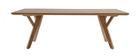 Design-Couchtisch 120 cm Esche KYOTO