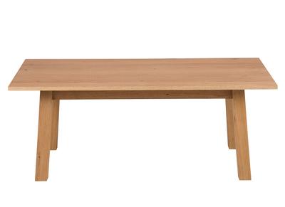 Design-Couchtisch Holz HONORE