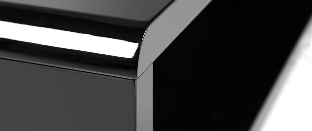 Design-Couchtisch ROXY Schwarz