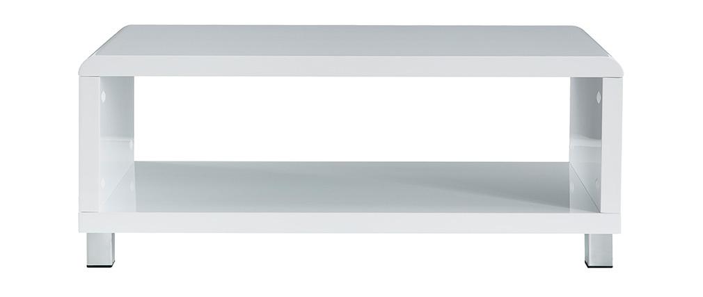 Design-Couchtisch ROXY Weiß