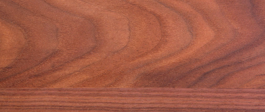 DesignCouchtisch rund Nussbaum und Metall Schwarz 100 cm