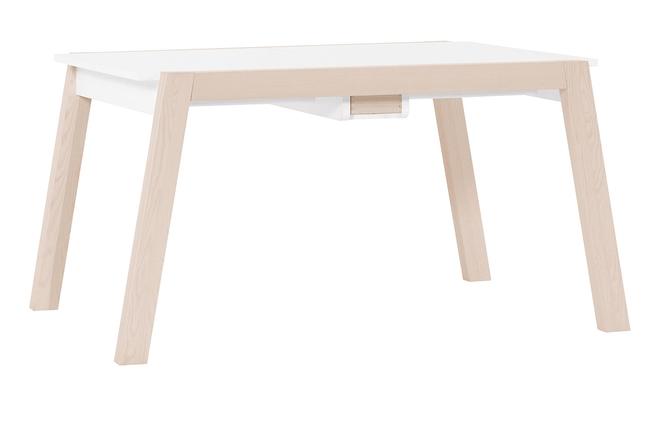 Design holztisch ausziehbar  Design-Esstisch Ausziehbar mit Stauraum EASY - Miliboo