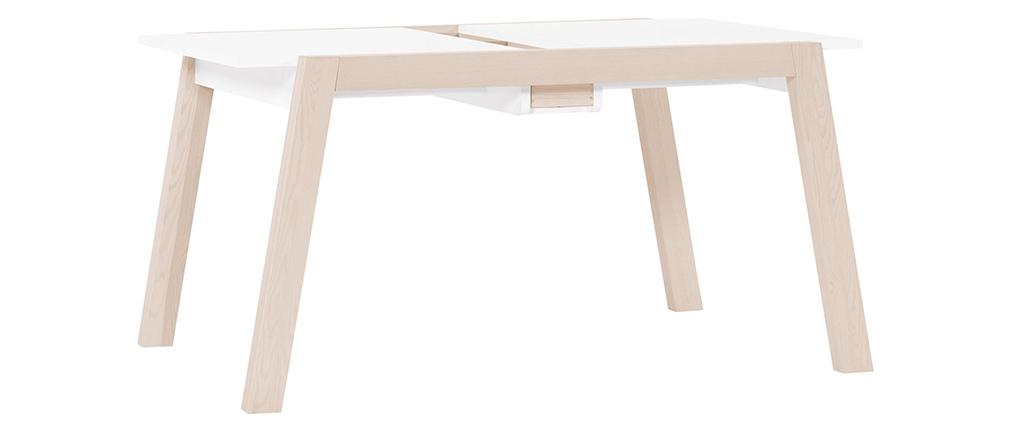 Design-Esstisch Ausziehbar mit Stauraum L150-200 EASY