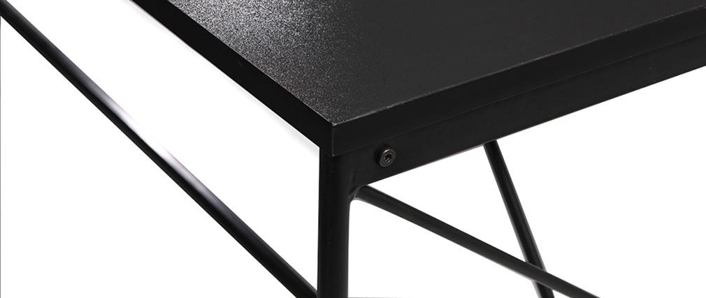 Design esstisch grau und schwarz walt miliboo for Designer esstisch grau