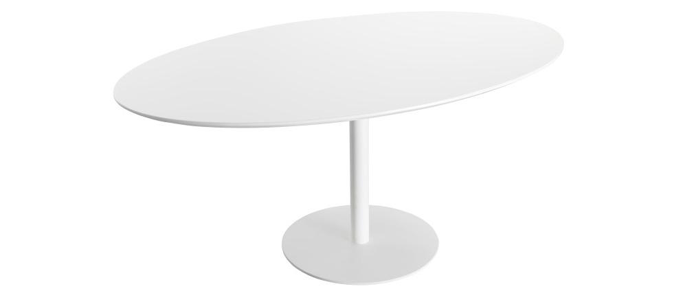 Design-Esstisch Weiß L169 HALIA