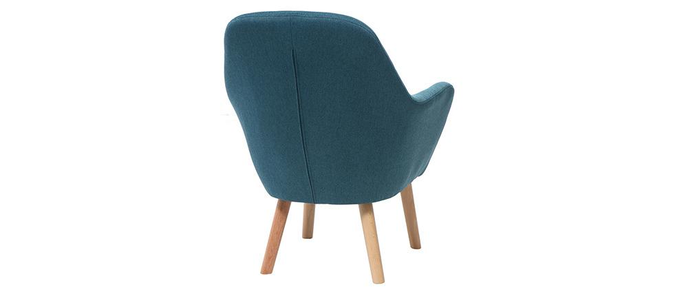 Design-Kindersessel Blaugrün BABY MIRA