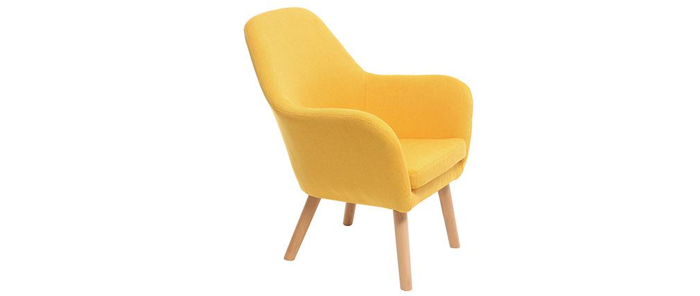 Kindersessel design  Design-Kindersessel Gelb BABY MIRA - Miliboo
