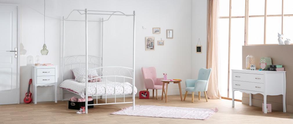 Design-Kindersessel Rosa BABY BRISTOL