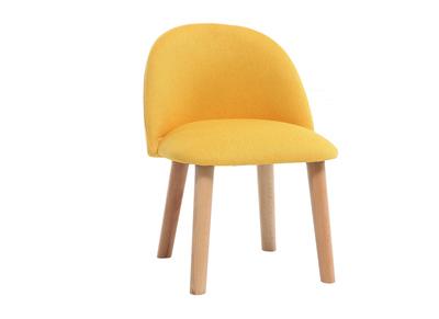 Design-Kinderstuhl Gelb BABY CELESTE