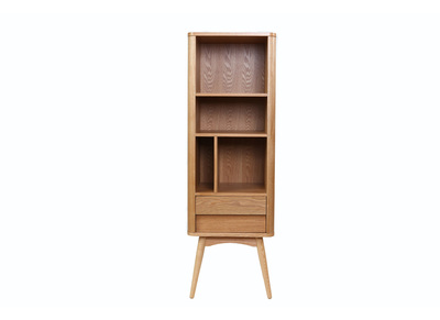 Design-Regal skandinavisches Design Eschenholz BALTIK