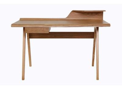 Design-Schreibtisch Esche - HARALD
