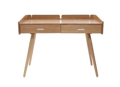 Design-Schreibtisch Esche NEVIL