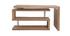 Design-Schreibtisch Holz verstellbar MAX