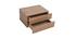 Design-Schreibtisch MAX Holz abnehmbar