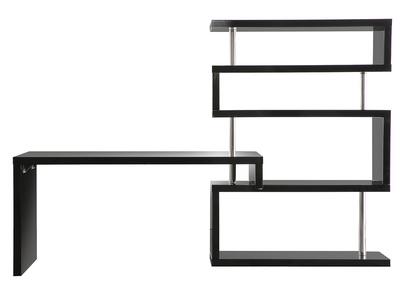 Design-Schreibtisch T-MAX abnehmbar Schwarz