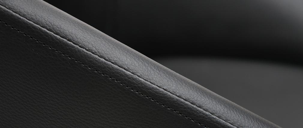 Design-Schreibtischstuhl Schwarz COLIN ? Miliboo |1| Stéphane Plaza