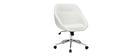 Design-Schreibtischstuhl Weiß COLIN