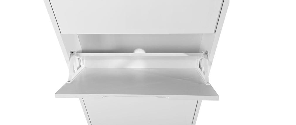 Design-Schuhmöbel 3 Fächer INCO